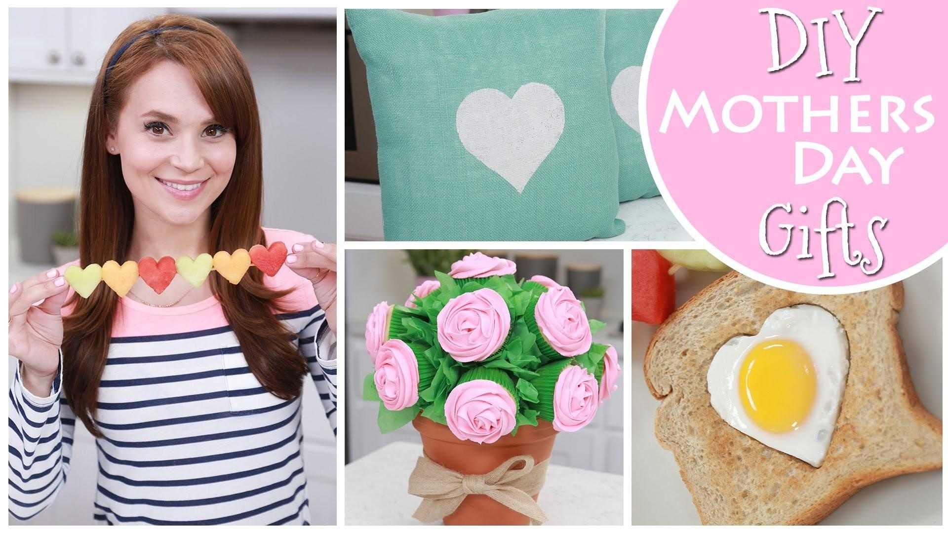 Easy Diy Mothers Day Inexpensive Gifts Handmade
