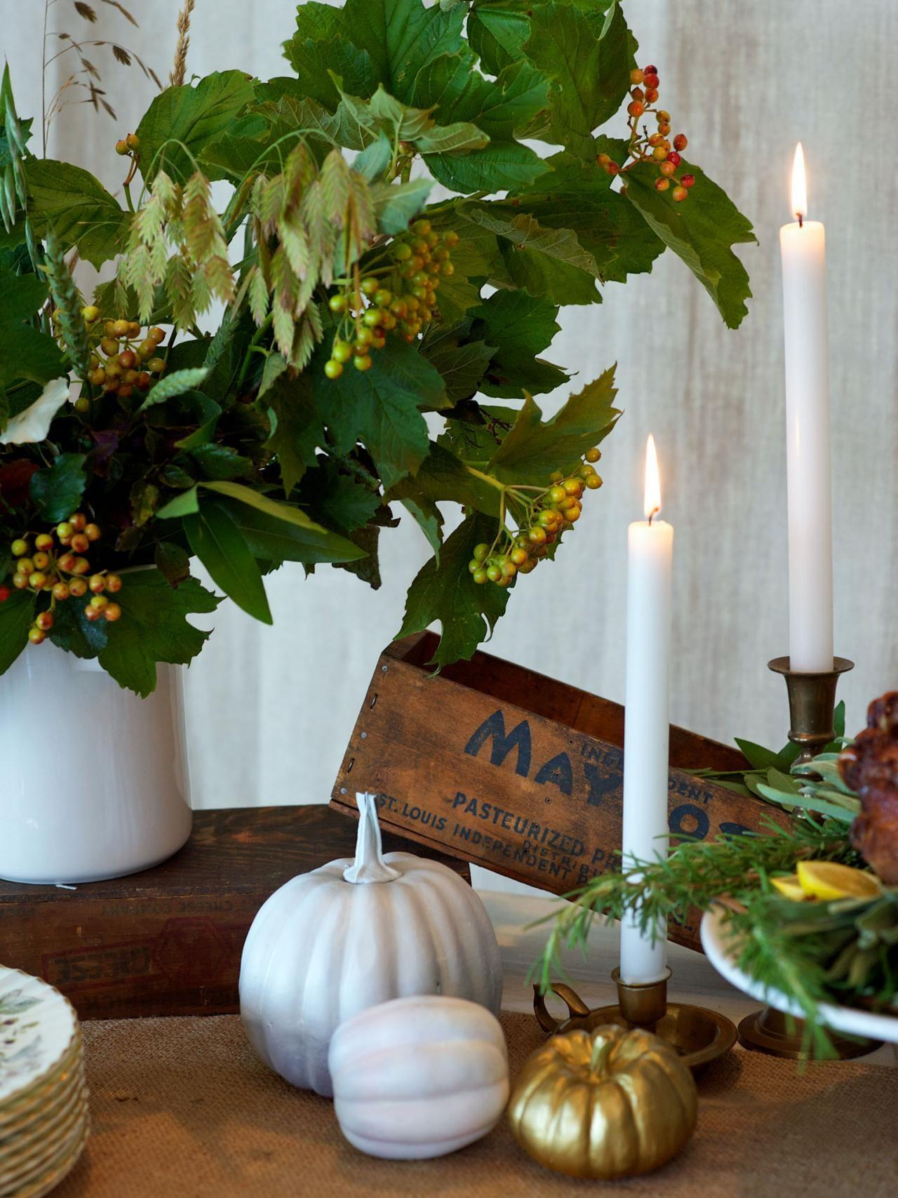 Easy Diy Projects Fall Party Decorating