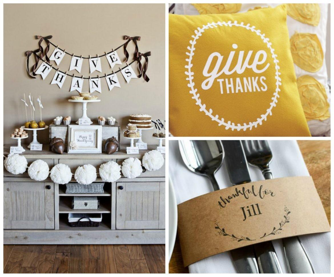 Easy Diy Thanksgiving Decor Ideas Anyone Can Make