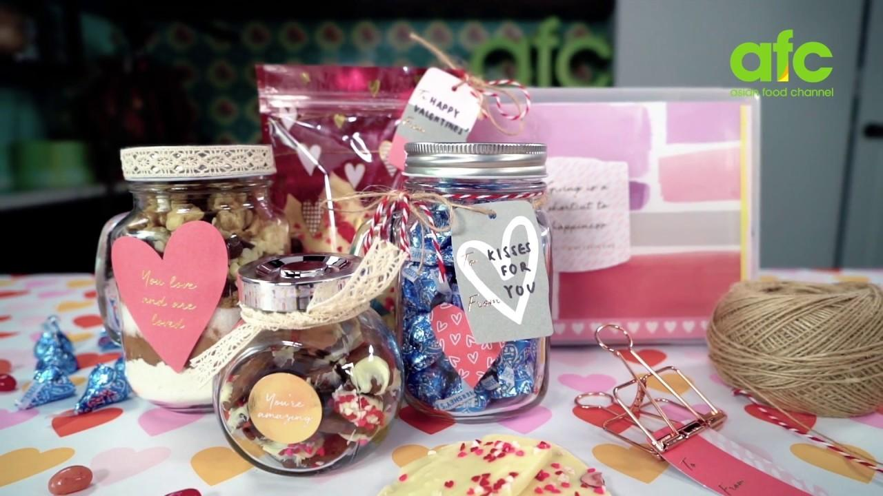 Easy Diy Valentine Day Gift Ideas Him Her