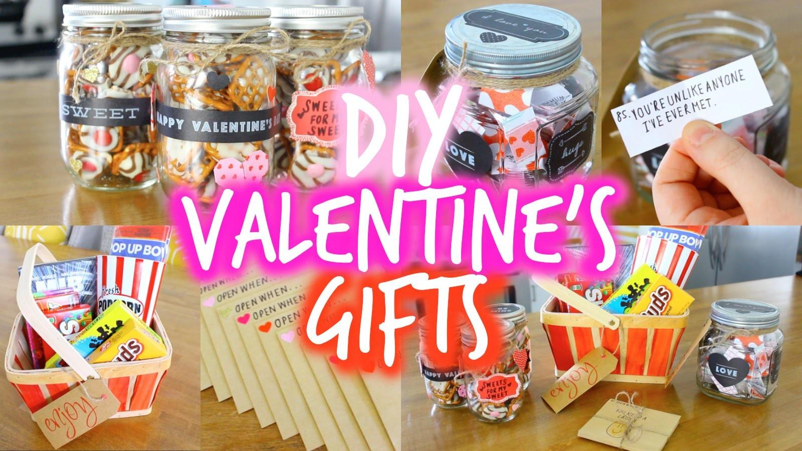 Easy Diy Valentine Day Gift Ideas Your Boyfriend
