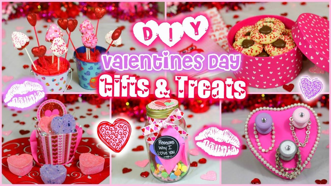 Easy Diy Valentine Day Gift Treat Ideas Guys