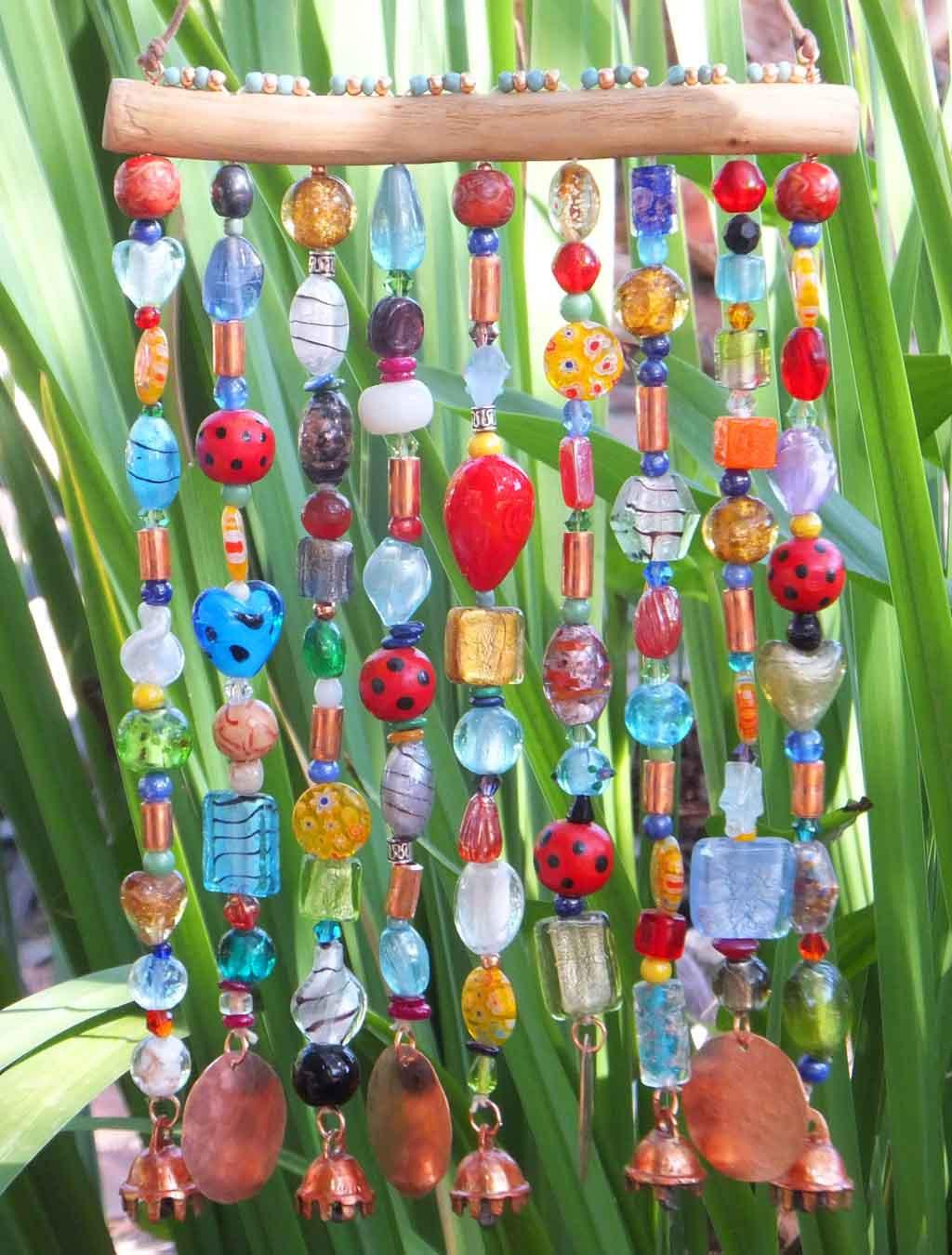 Easy Diy Wind Chimes Ideas Homes Gardens