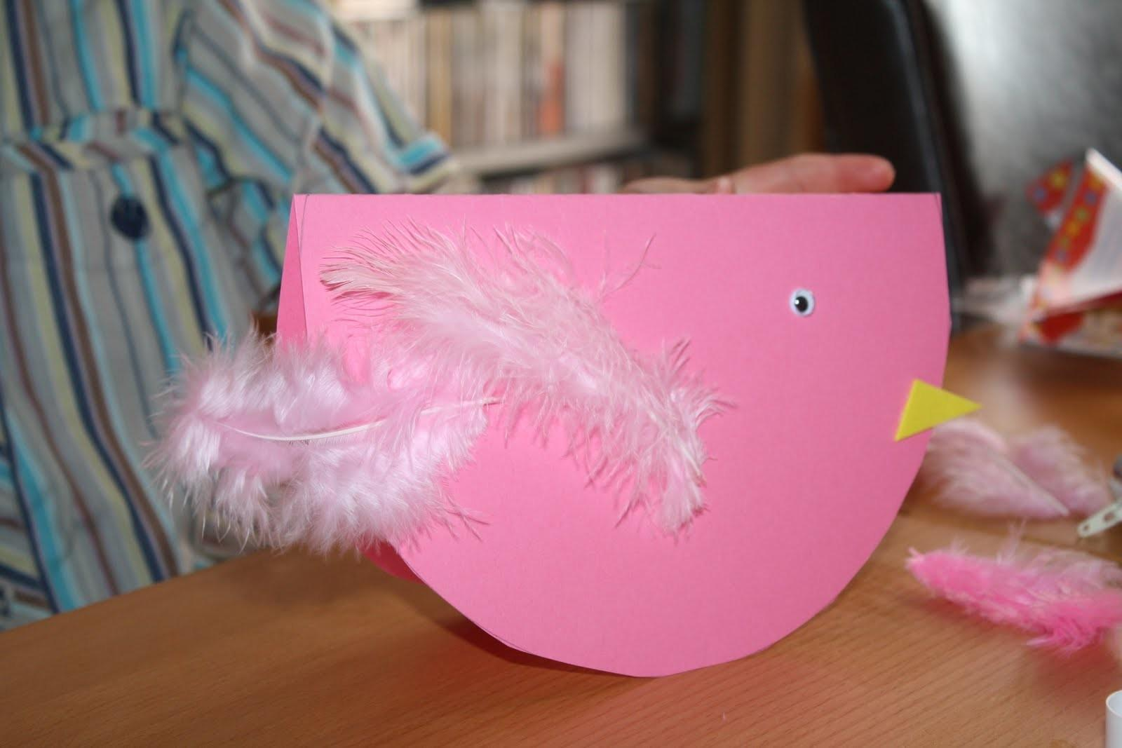 Easy Easter Chick Cards Mum Madhouse