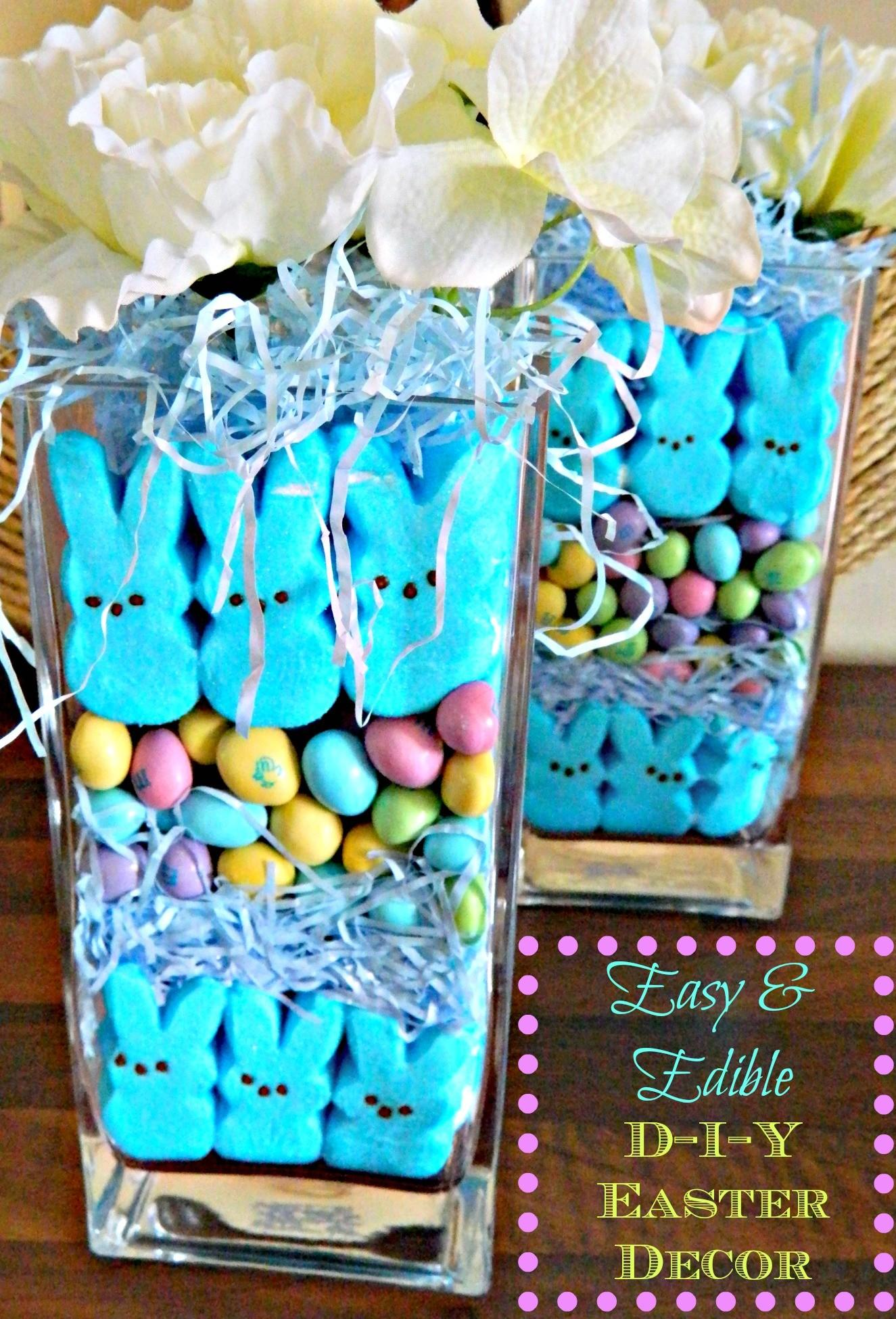 Easy Easter Decorations Finding Silver Linings