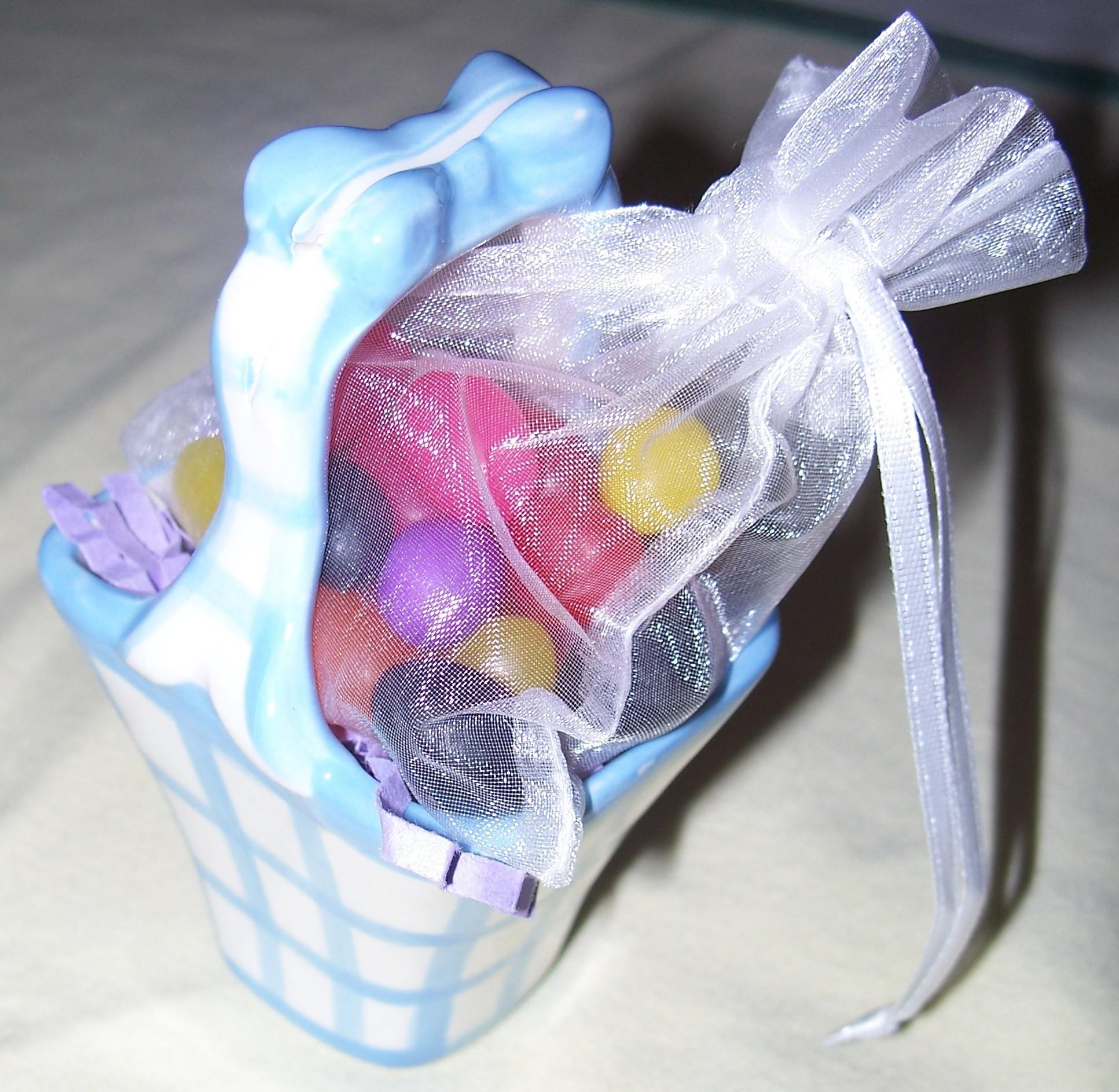 Easy Easter Table Decoration Photograph Decor