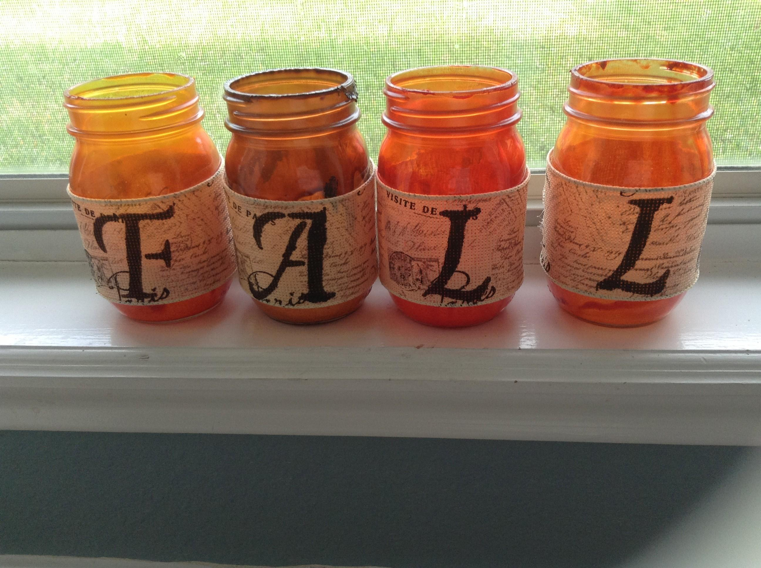 Easy Fall Diy Crafts