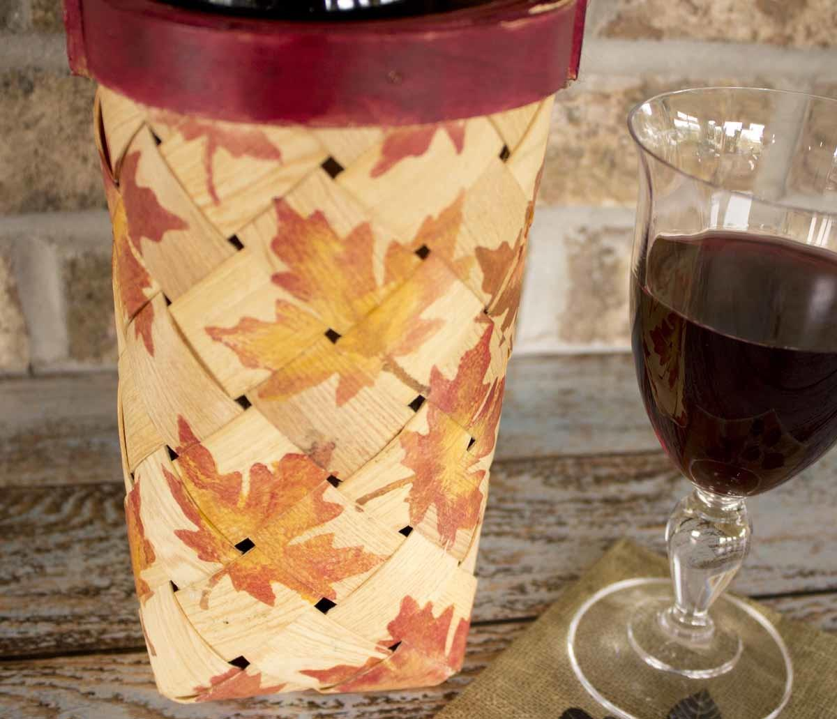Easy Fall Hostess Gift Chica
