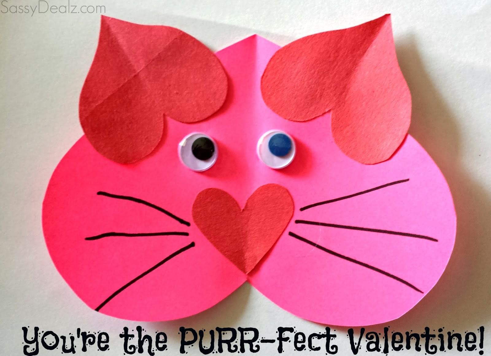 Easy Fun Homemade Valentines Kids Can Make