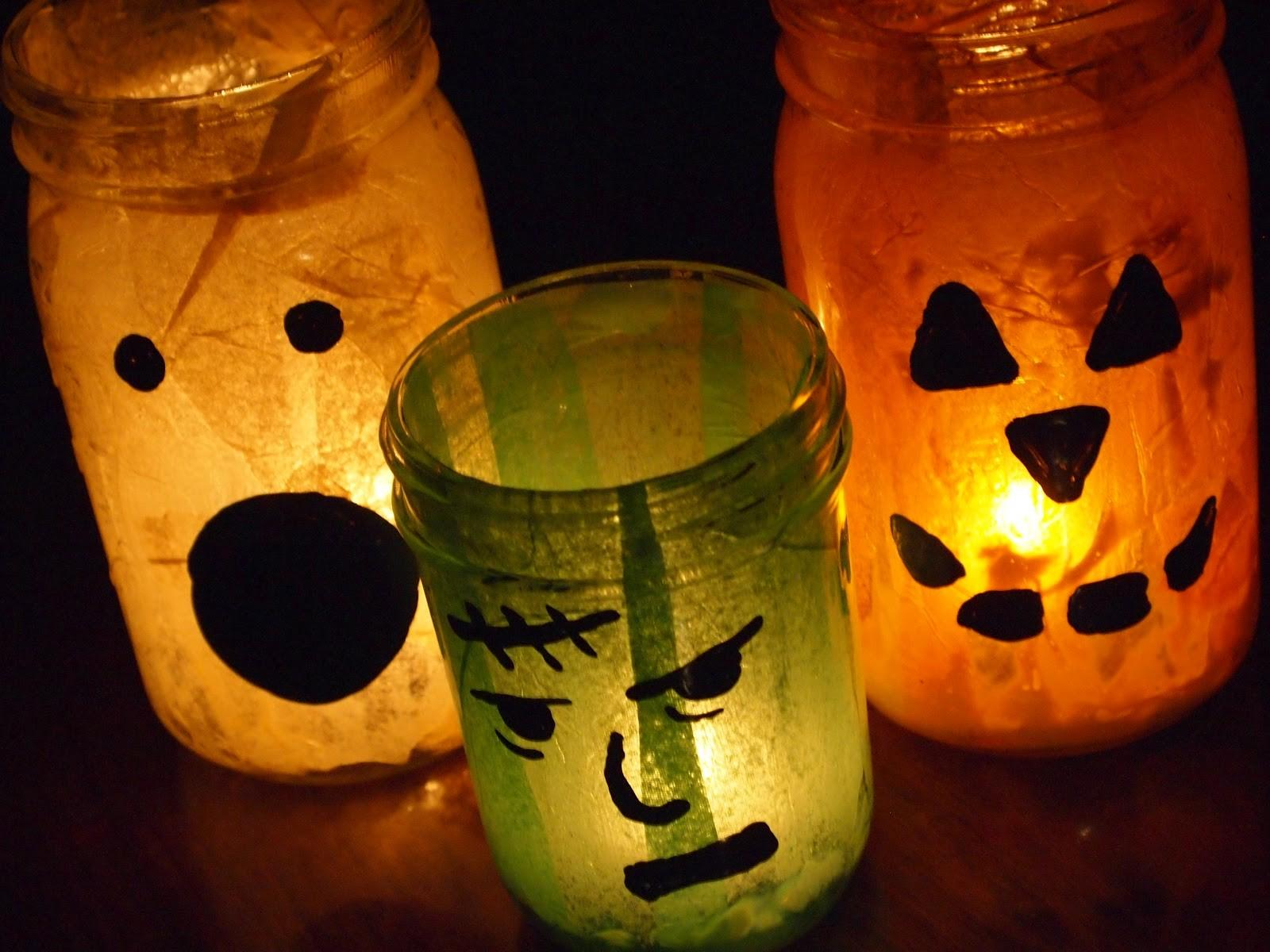 Easy Ghoulish Diy Decor Objects Halloween