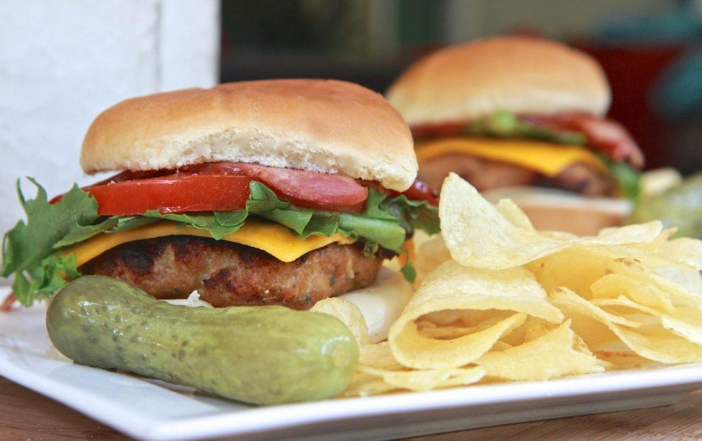 Easy Grilled Turkey Burgers Divas Can Cook