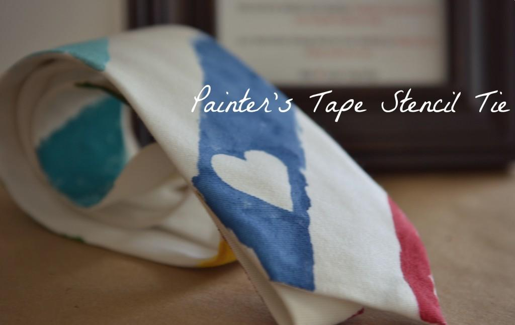Easy Handmade Father Day Tie Gifts