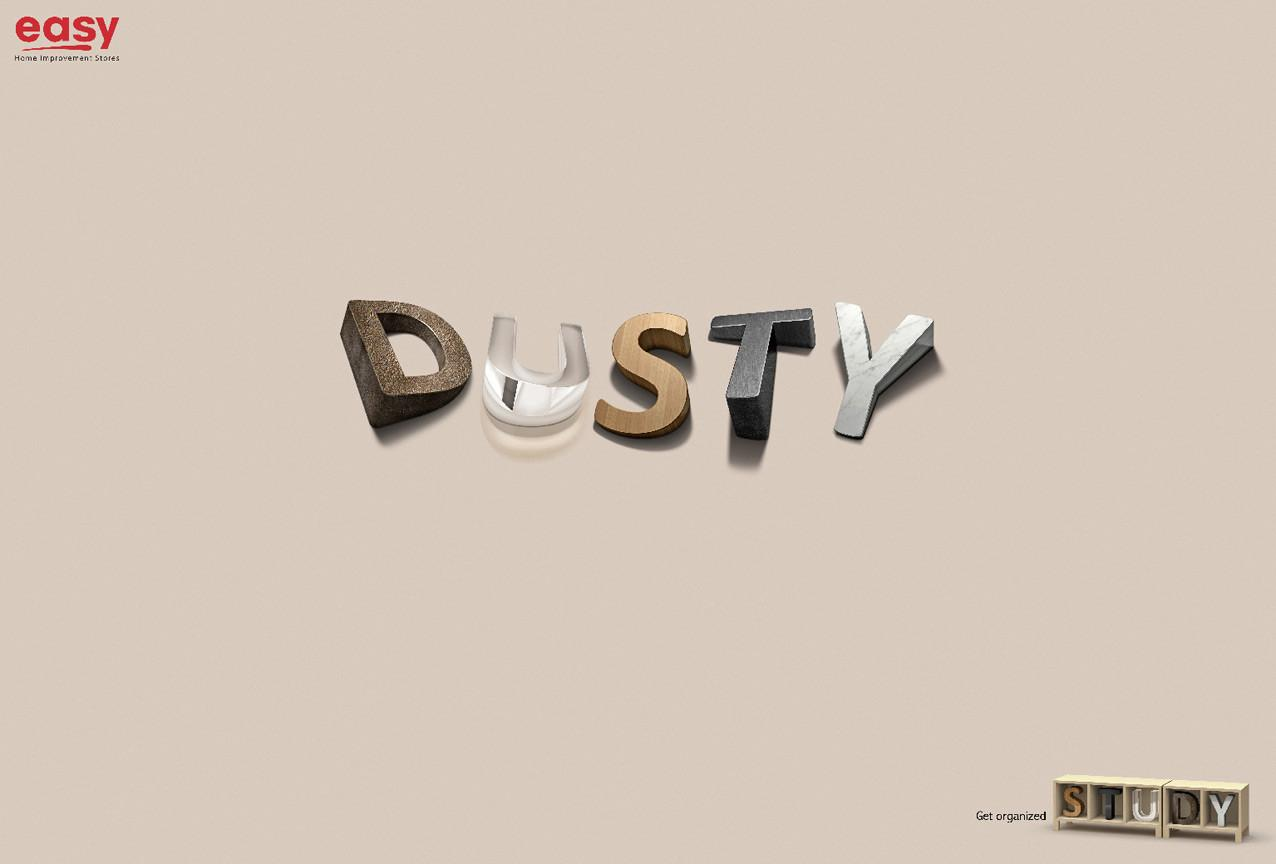 Easy Home Improvement Store Danger Dusty Dirty Room