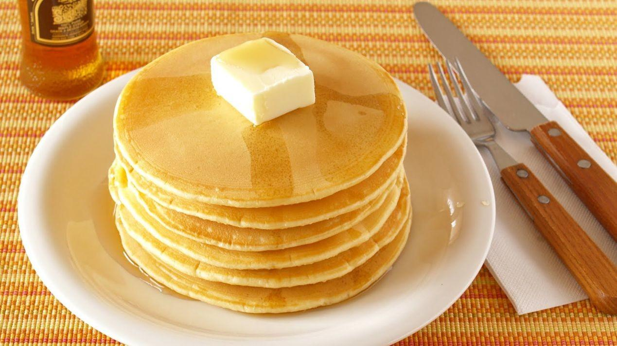 Easy Homemade Pancake Recipes Hungryforever Food Blog