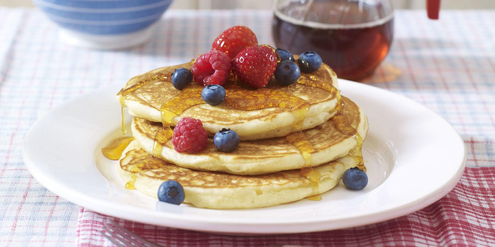 Easy Homemade Pancake Recipes Make Best