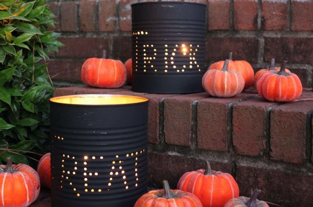 Easy Inexpensive Diy Halloween Decor