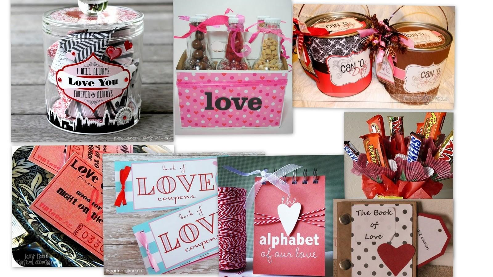 Easy Last Minute Diy Valentine Gifts Dig