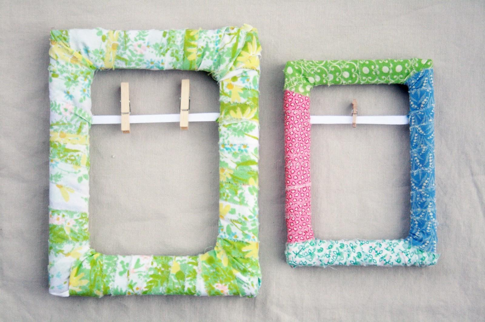 Easy Make Frames Diy