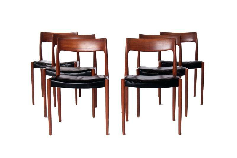 Easy Pieces New Scandinavian Dining Chair