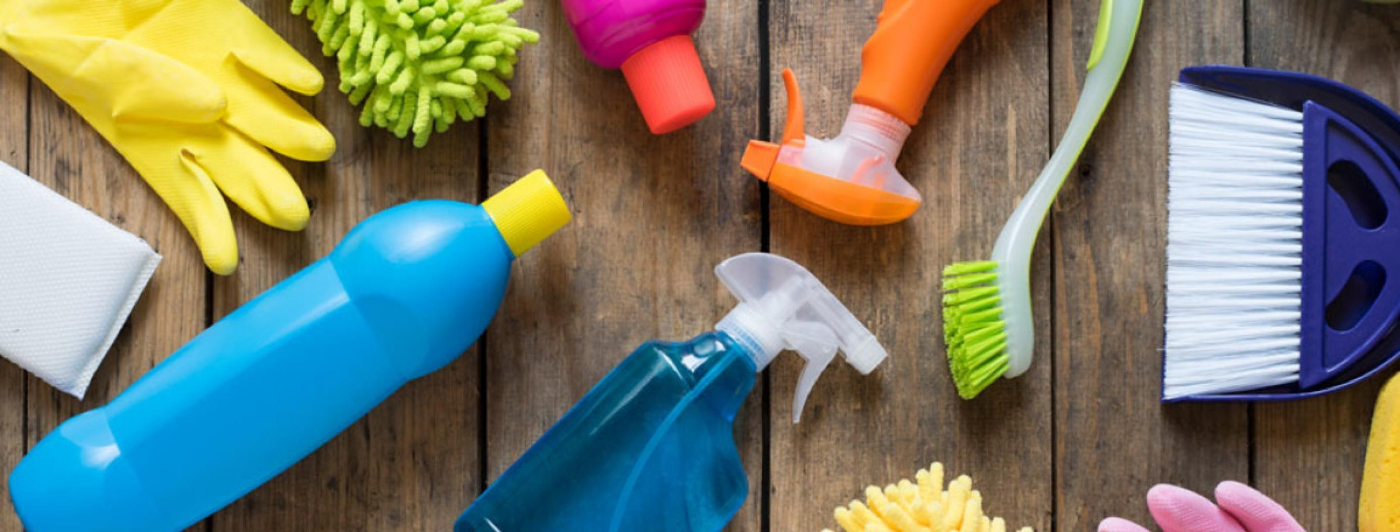 Easy Spring Cleaning Tips Fresh New Season Home