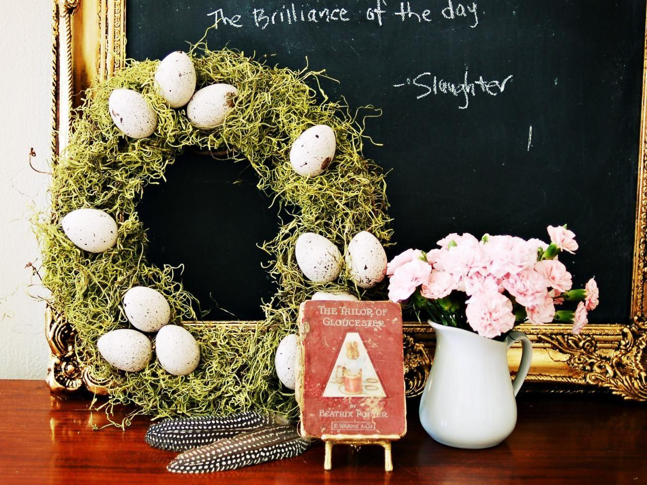 Easy Spring Door Decorations Decorating