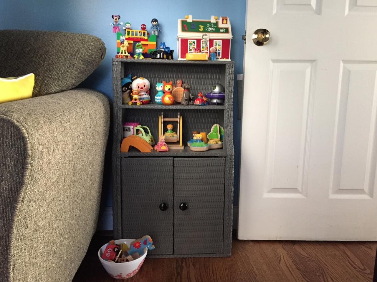 Easy Toy Storage Swaps Diy Network Blog Made Remade