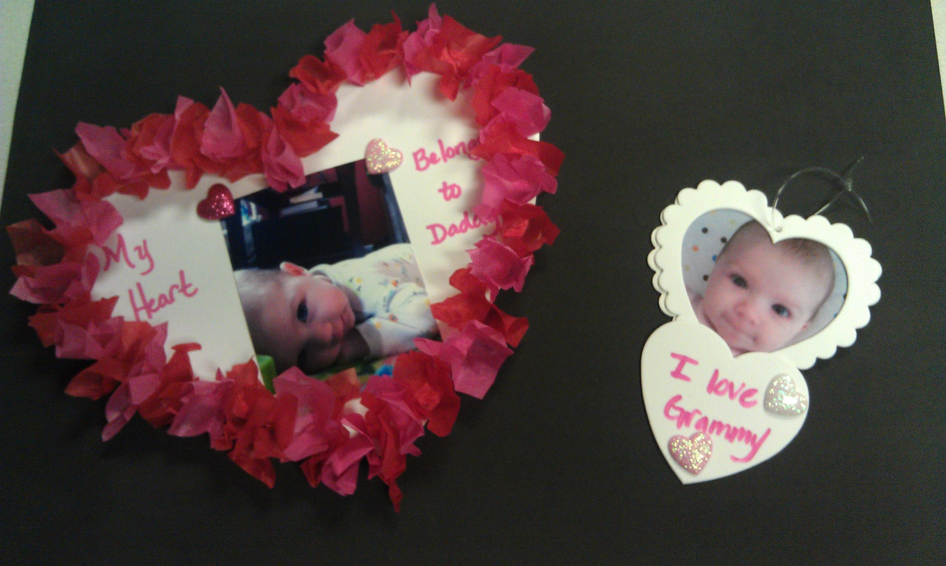 Easy Valentine Day Crafts Kids Baby Matters Blog