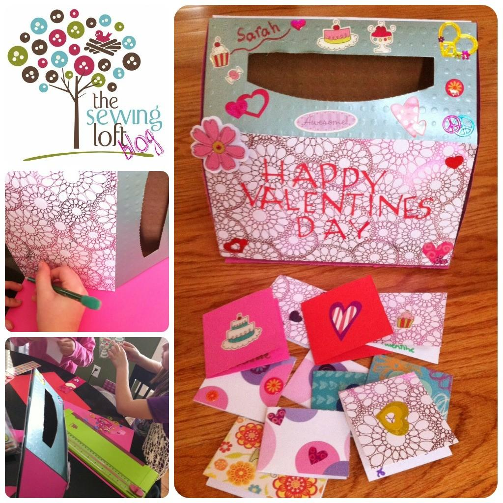 Easy Valentine Day Mailbox Classroom