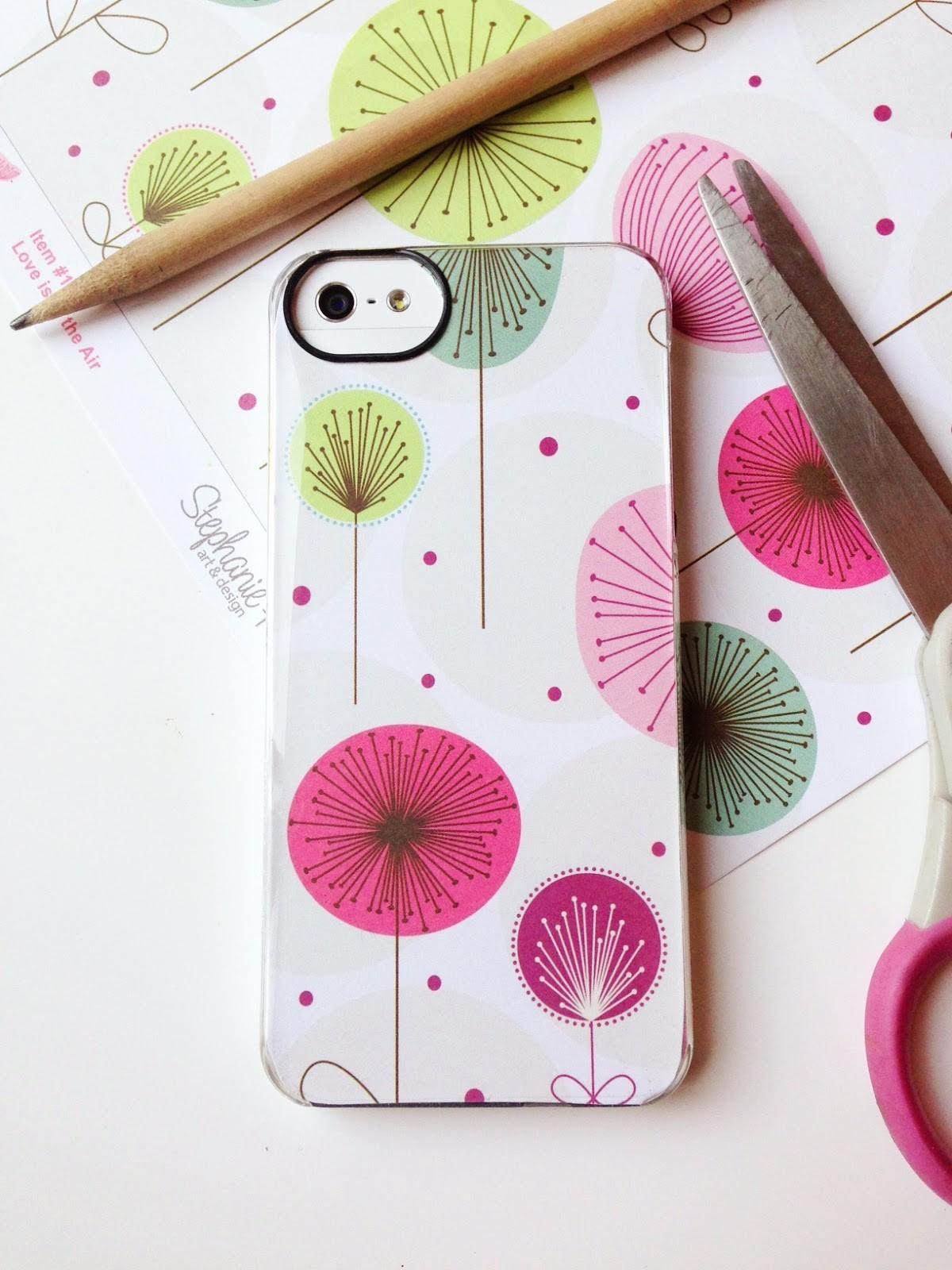 Easy Way Personalize Your Iphone Cover Happy Nester