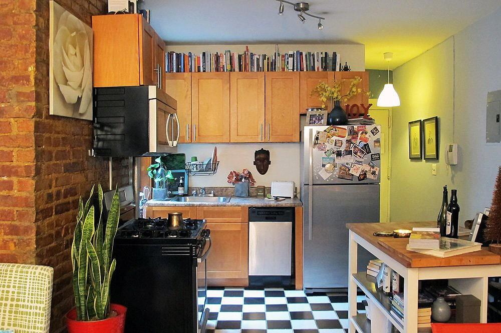 Easy Ways Give Your Rental Kitchen Makeover 6sqft