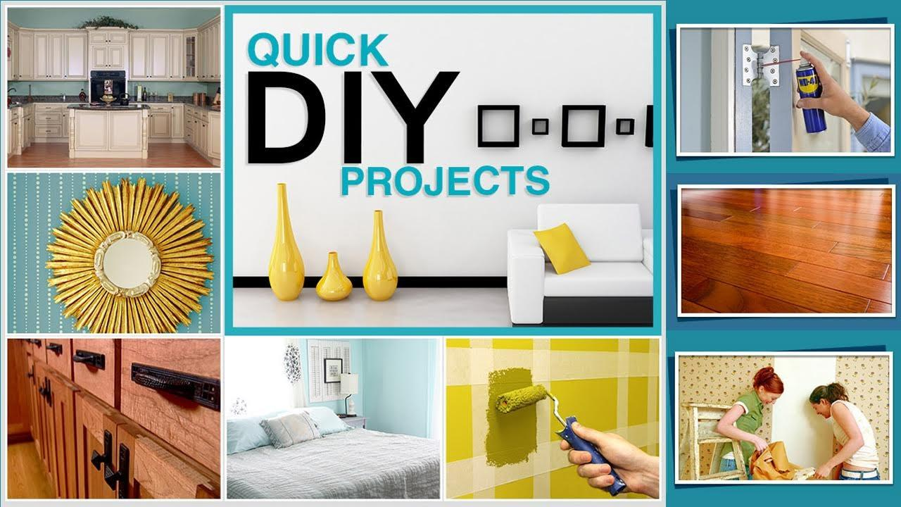 Easy Ways Make Home Improvements Quick Diy Projects