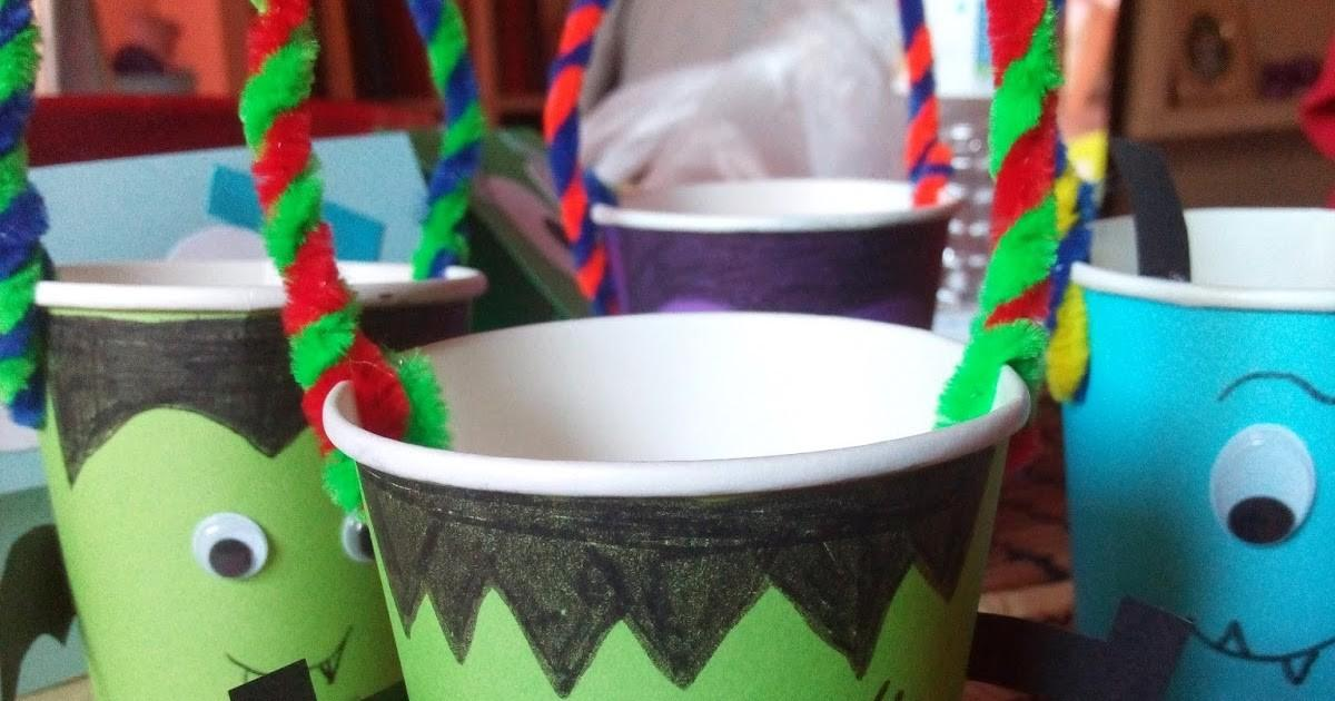 Eat Diy Halloween Candy Holders