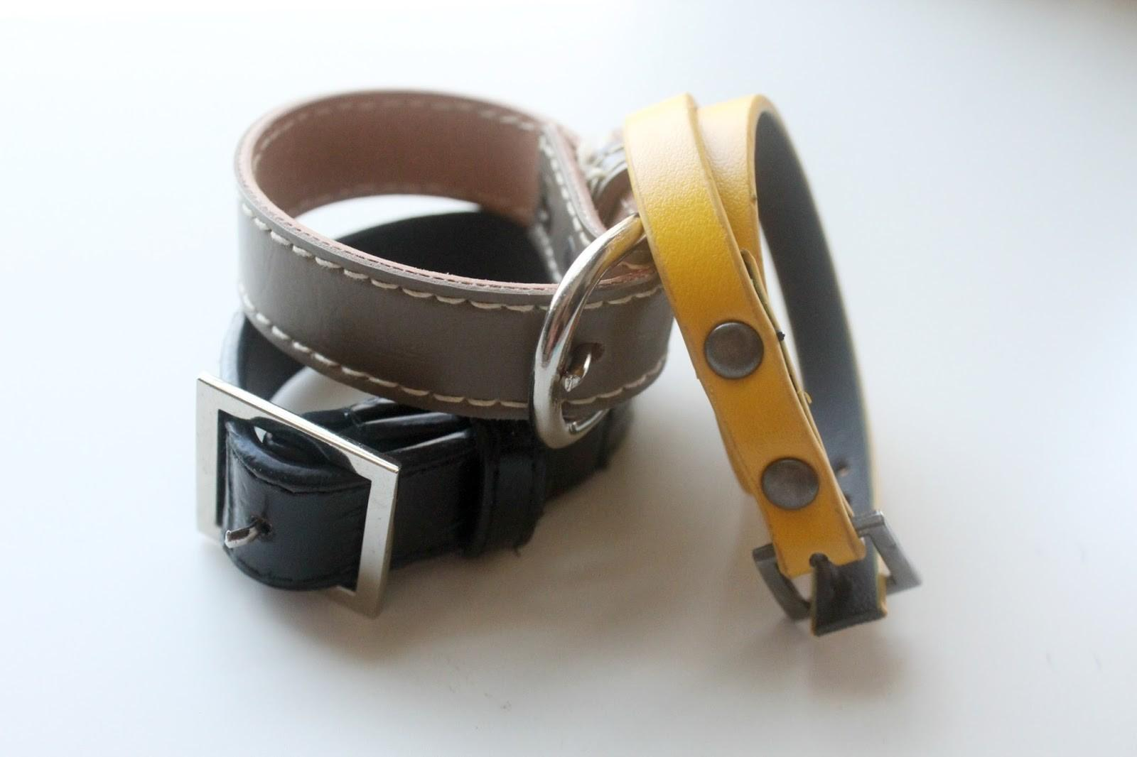 Eat Sleep Make Leather Belts Wrap Bracelets