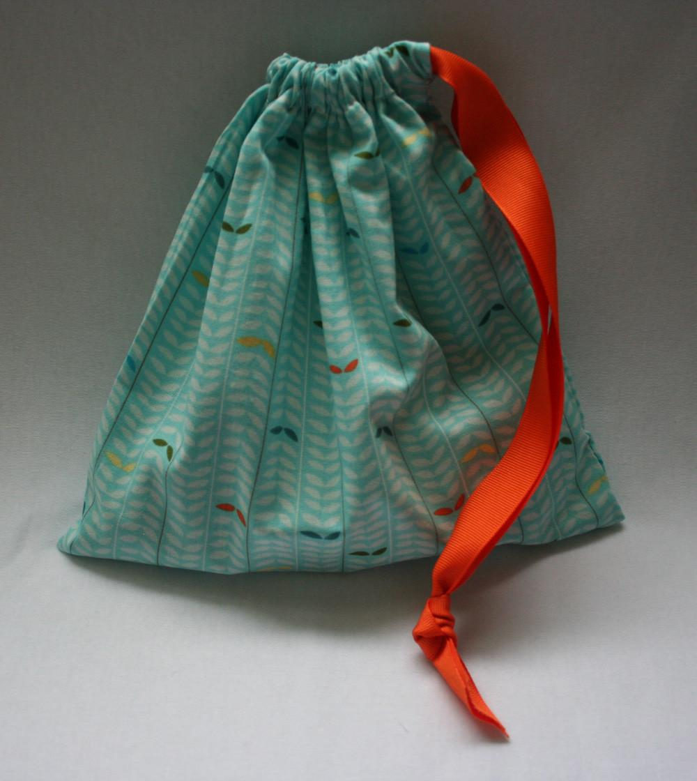 Eat Your Easy Make Drawstring Bags