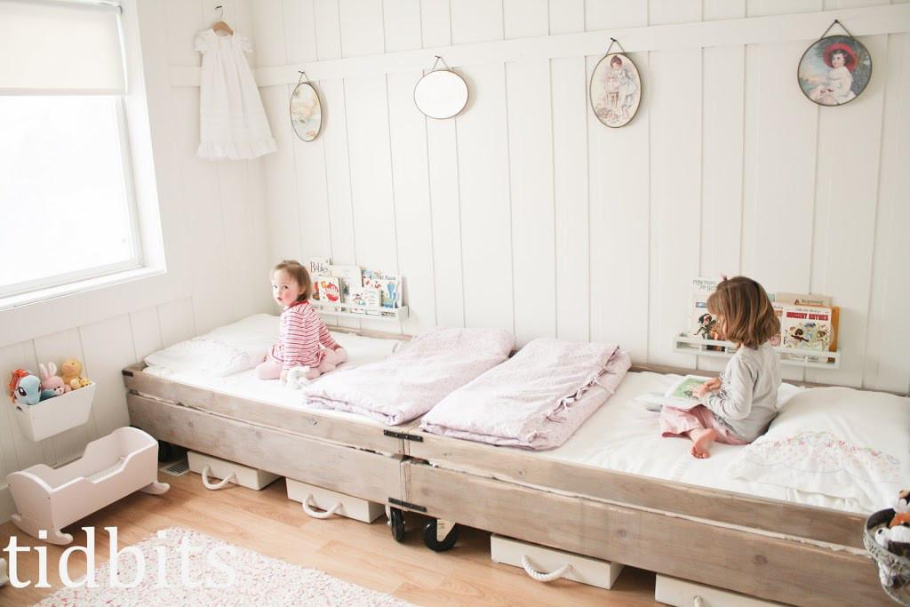 Ebabee Likes Best Shared Kids Rooms