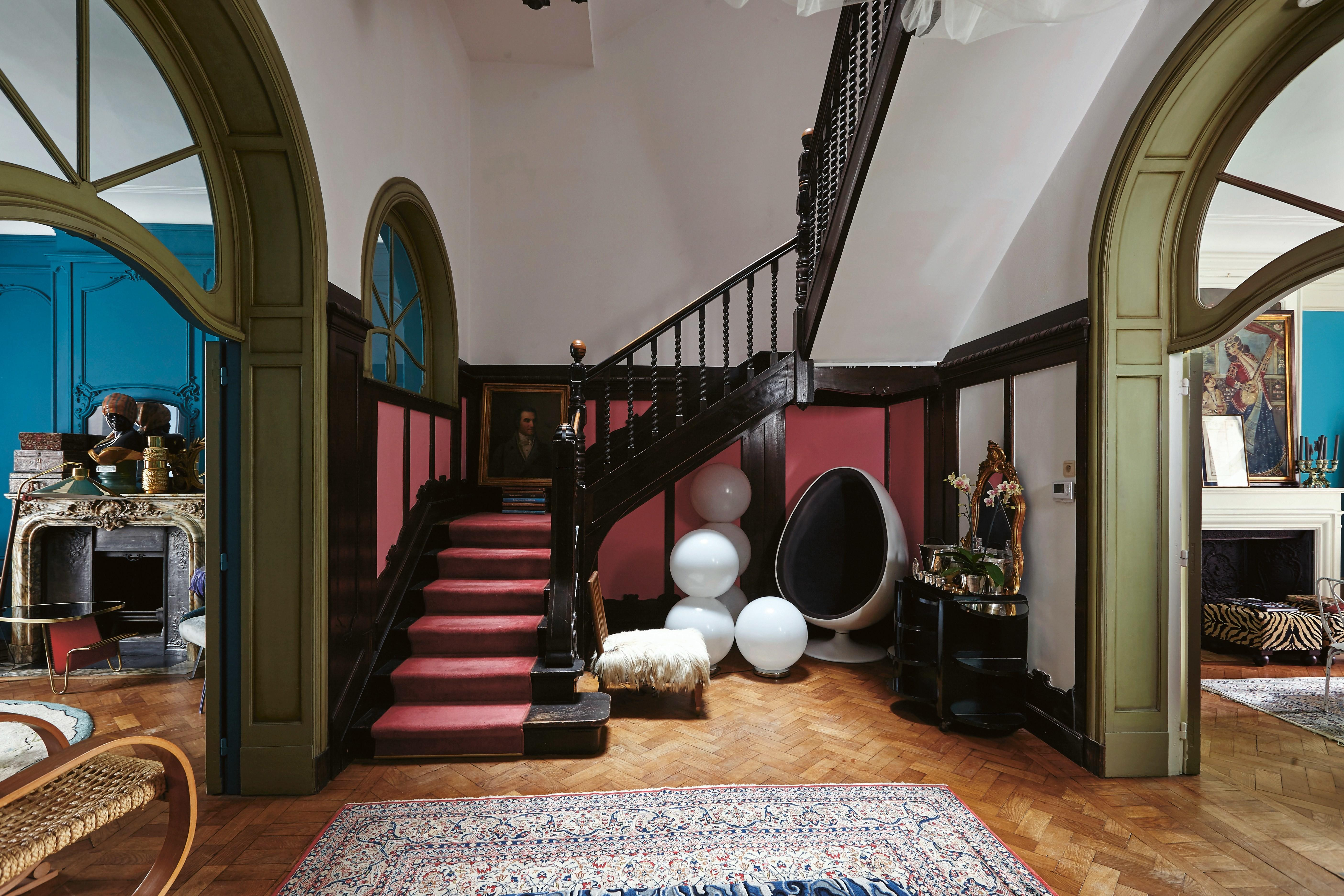 Eclectic Decor Think Book Architectural Digest
