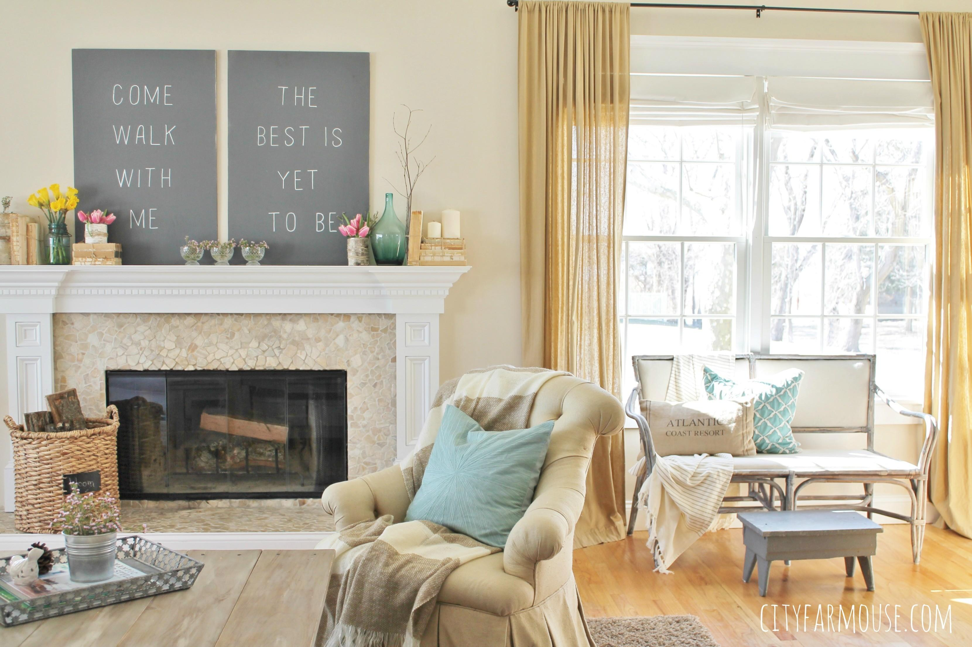 Eclectic Decorating Style Home Decor Vintage Modern Look