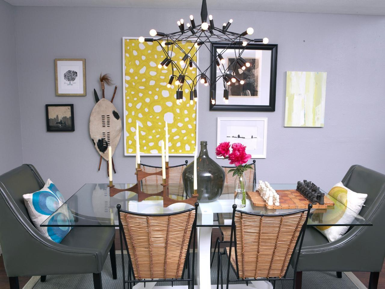 Eclectic Dining Room Photos