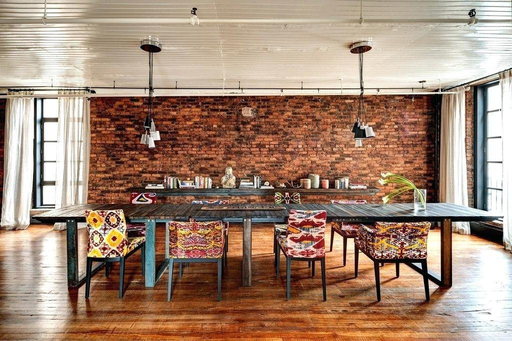 Eclectic Dining Room Table Sets