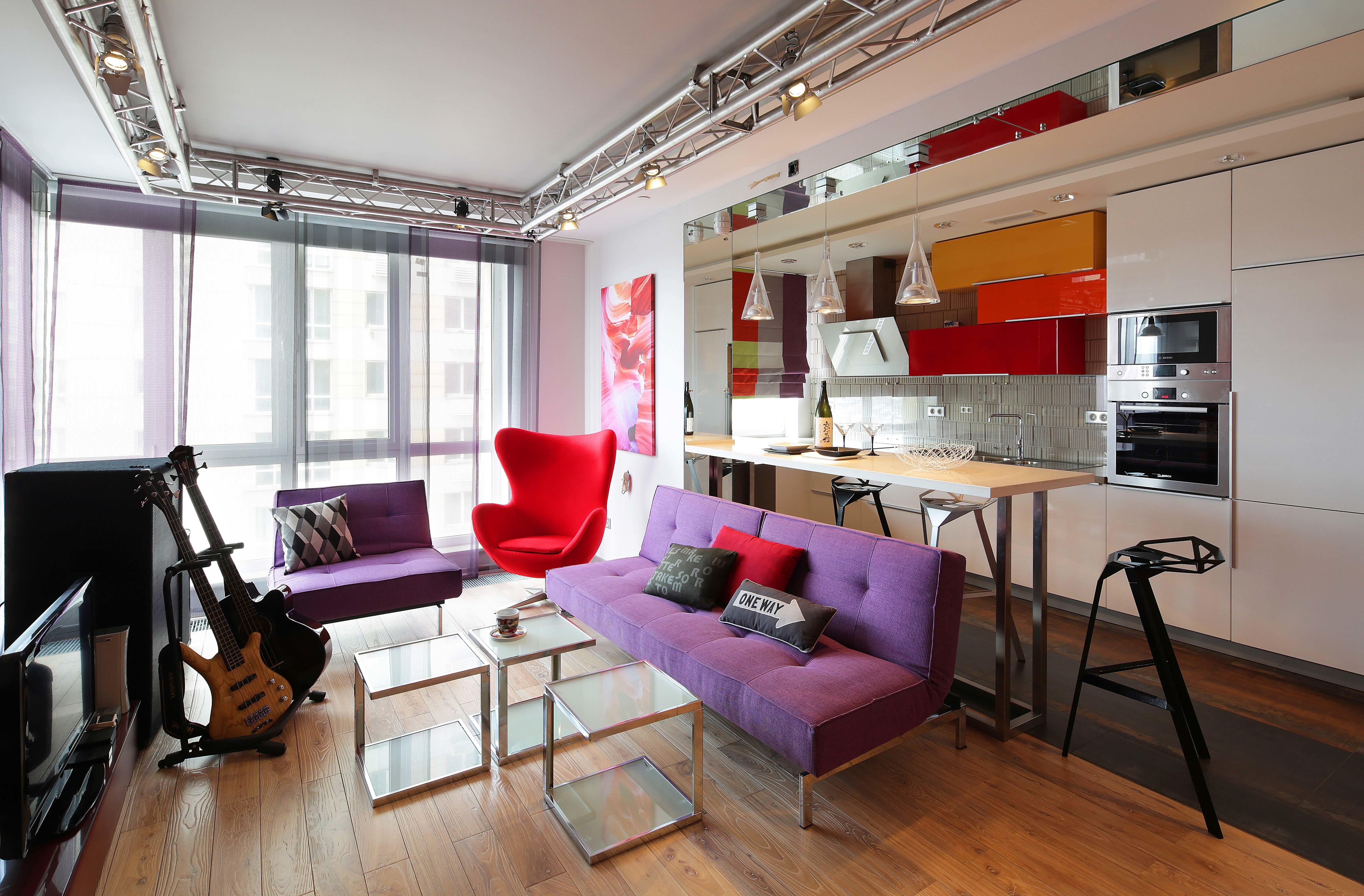 Eclectic Interior Design Style Universalism Give