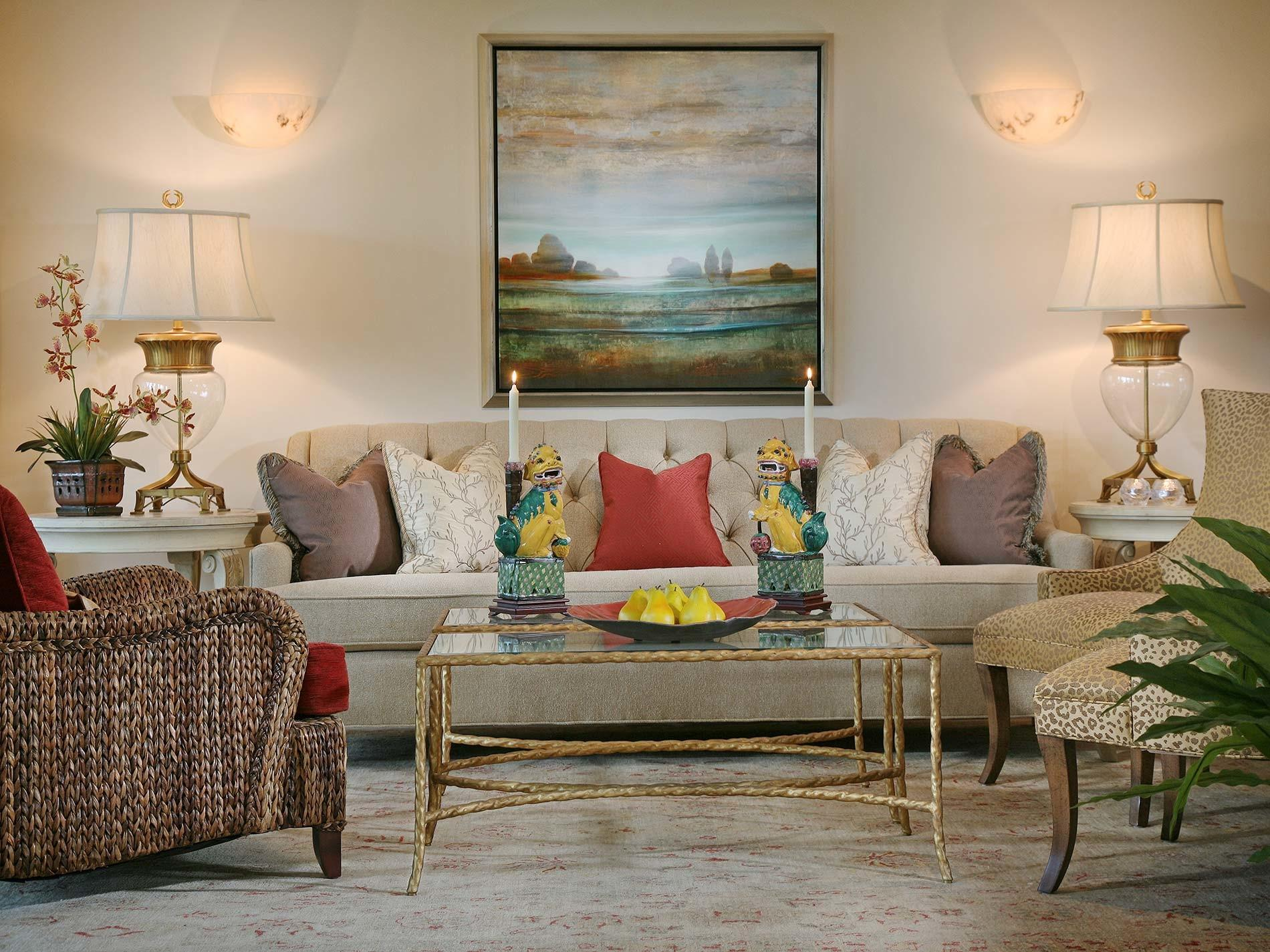 Eclectic Keep Visualizing Style
