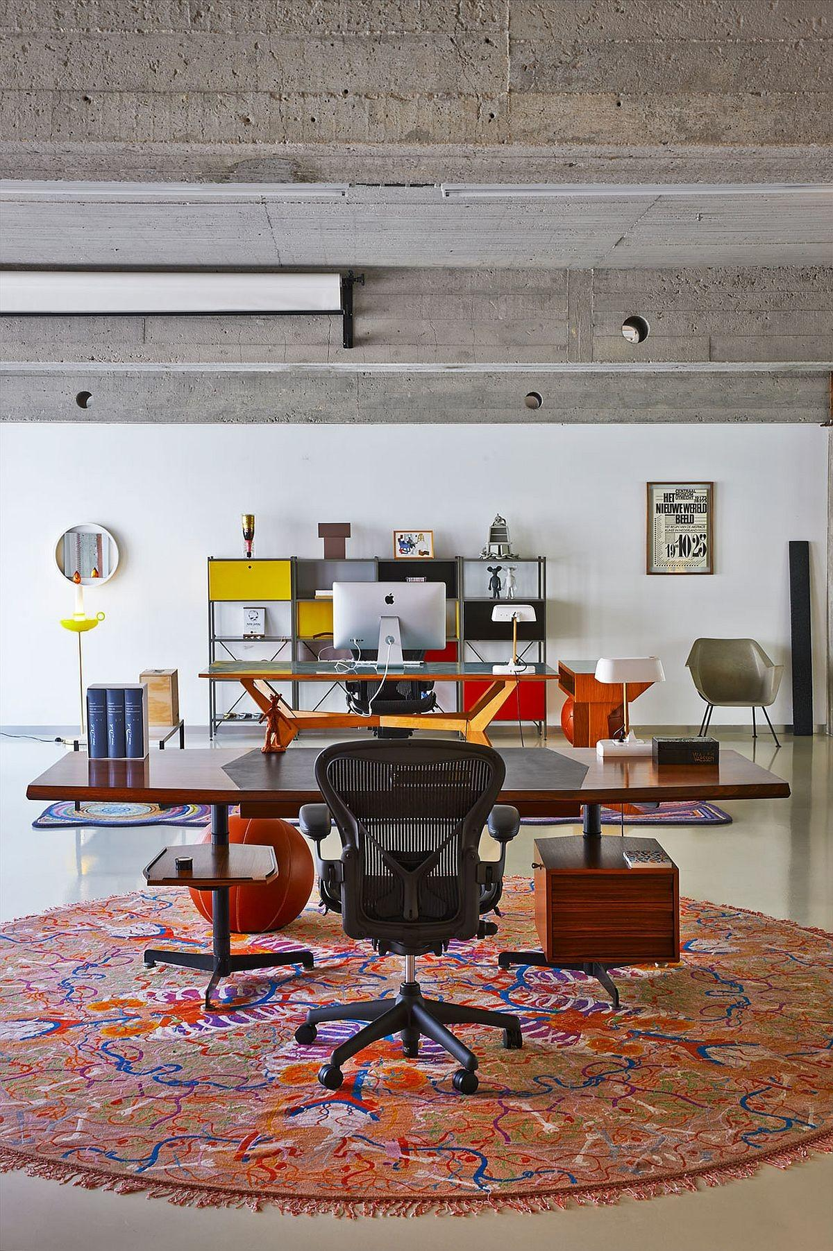 Eclectic Loft Belgium Filled Color