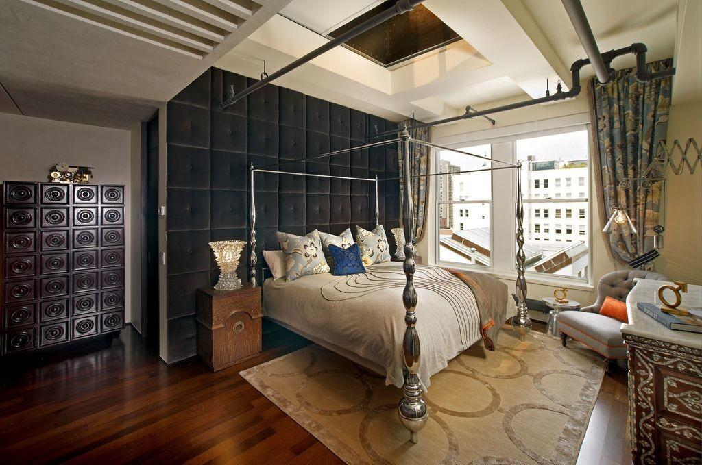 Eclectic Master Bedroom Laura Umansky Zillow Digs