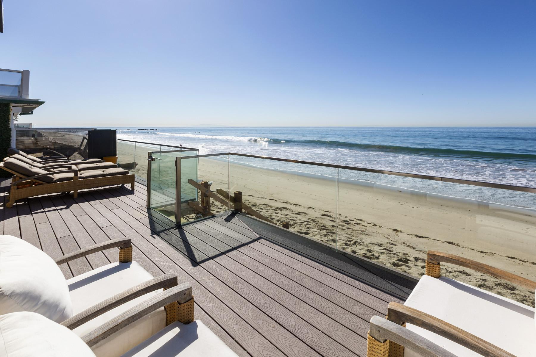 Eclectic Modern Beach House Fantastic Example Mix