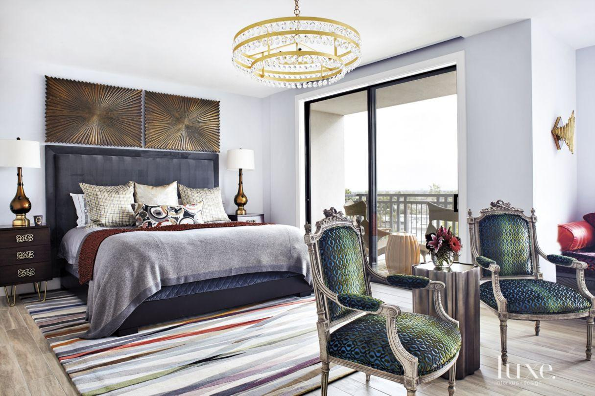 Eclectic Scottsdale Penthouse Vintage Luxe