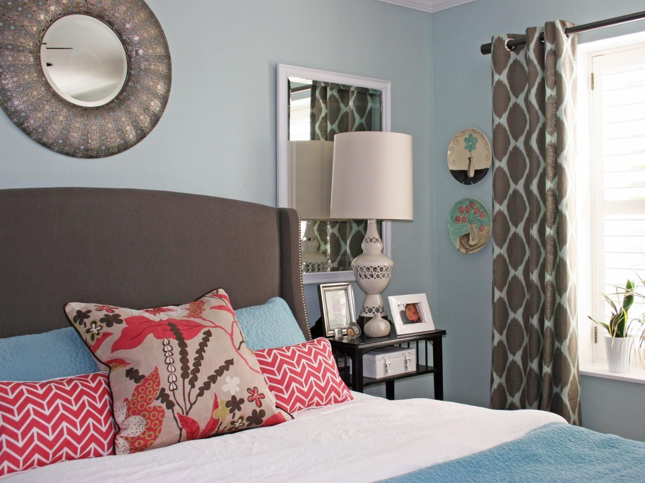 Eclectic Serene Master Bedroom Mary Fiorella