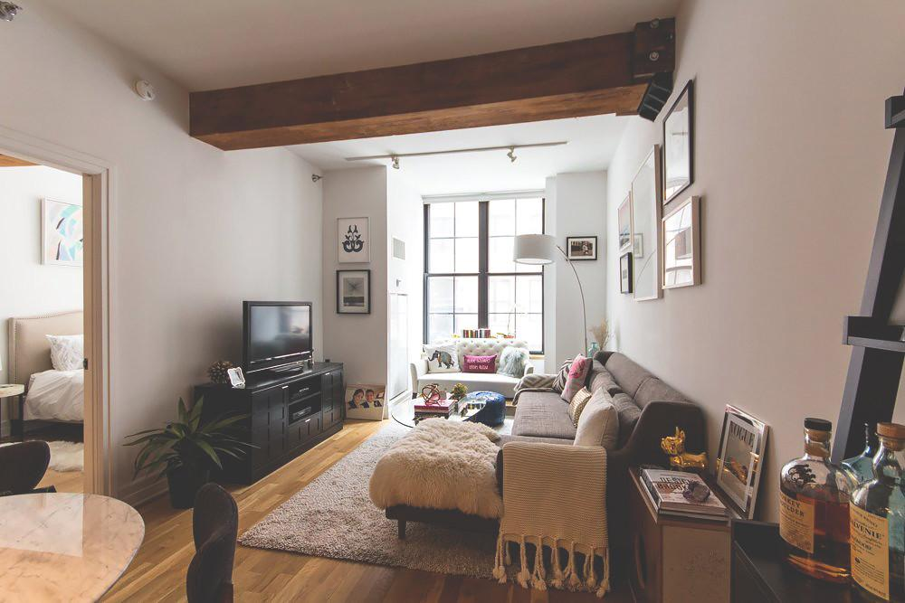 Eclectic Studio Apartment Furnished