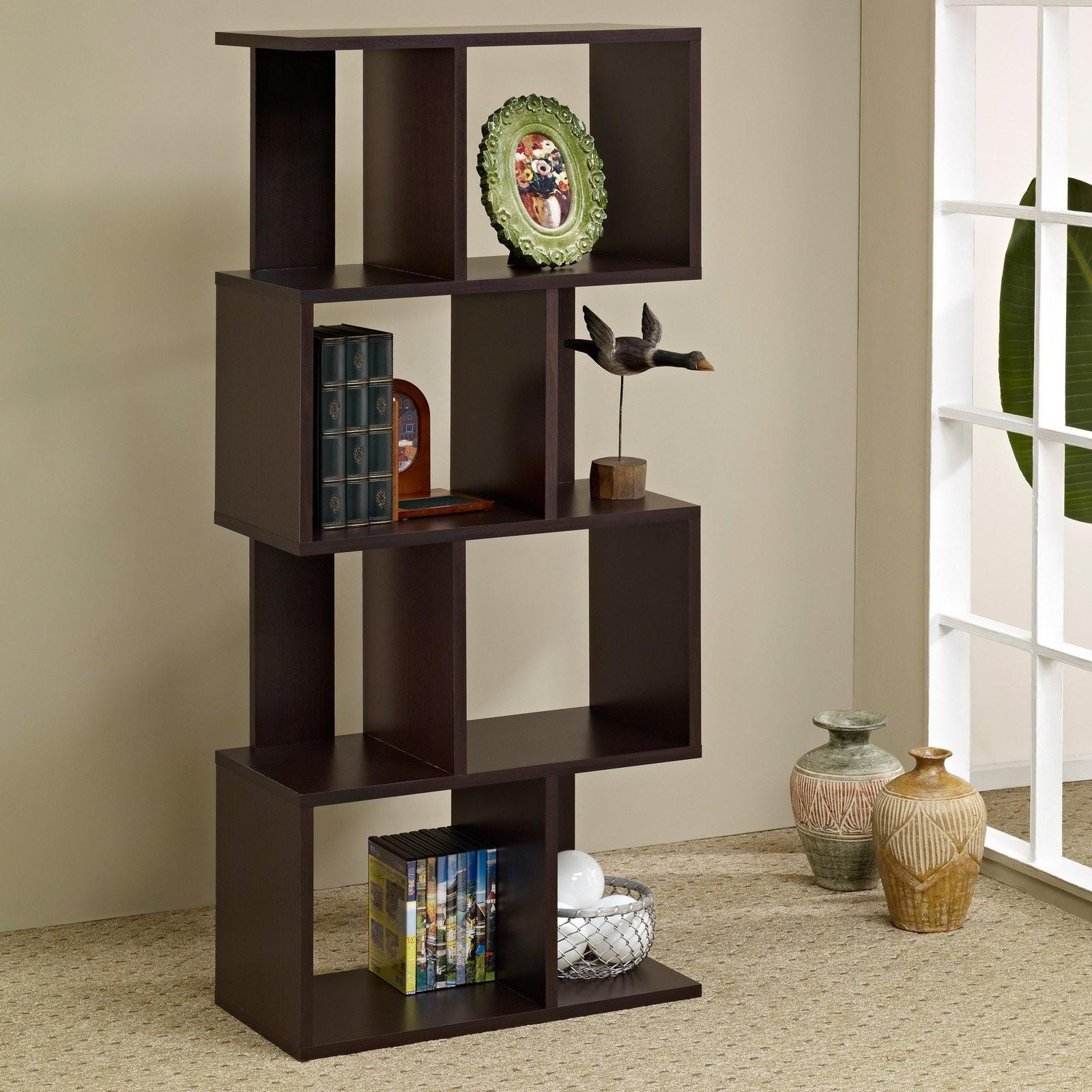Ecleste Bookcase Room Divider Bookcases Hayneedle