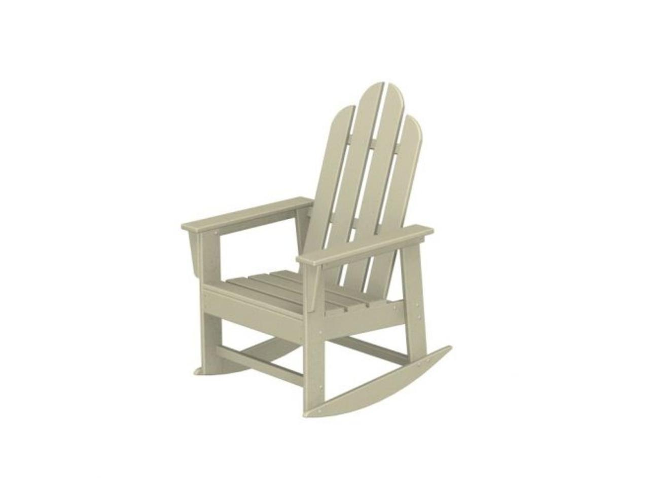 Eco Friendly Outdoor Rocking Chair Recycled