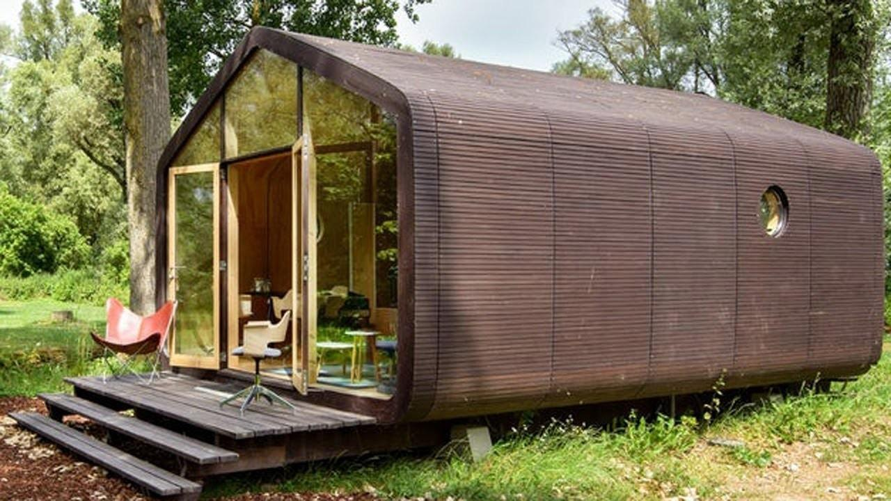 Eco Friendly Prefabricated Modular Tiny Home Made